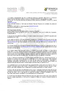 Innocuidad Procedimiento Certificación BPP